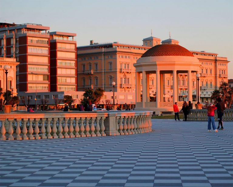lungomare di Livorno